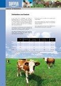 catalogus 2012 Rundvee schapen g e i t e n - SUEVIA HAIGES GmbH - Page 4