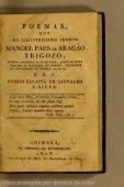Poemas, - que ao illustrissimo senhor Manoel Paes de Aragão ... - Page 6