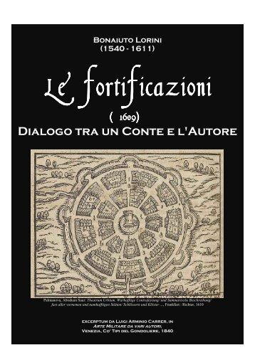 LORINI Bonaiuto.pdf - Libreria Militare Ares