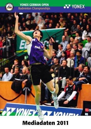 SPONSORENPAKET SILBER - Yonex German Open