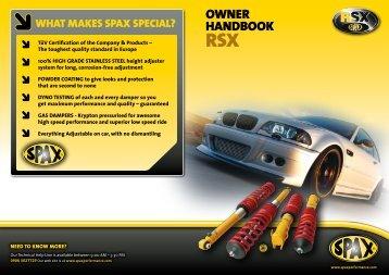 Owner HandbOOk - Supersport