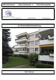 Eigentumswohnung - suter.in A. Suter