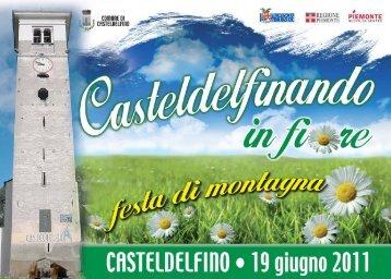 opuscolo 2011:Layout 1 - Manifestazioni eventi sagre in italia