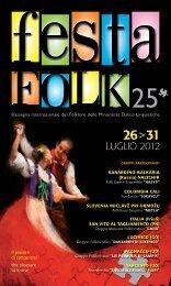 cartolina folk.pdf - Unione Folclorica Italiana