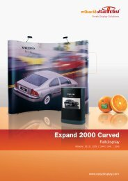 Expand 2000 Curved - Easydisplay.com