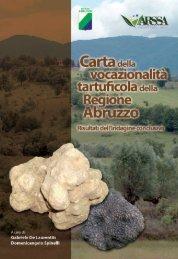 ReportProgettoCartaTARTUFI2 low.pdf - A.R.S.S.A. Abruzzo