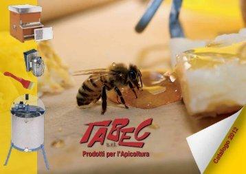 Prodotti per l'Apicoltura - Tabec