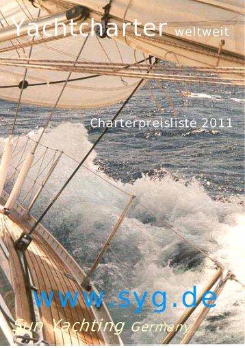 27% - Sun Yachting Germany