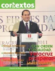Veracruz prospera: Veracruz prospera: - Cobaev