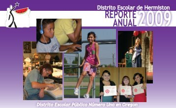REPORTE ANUAL - Hermiston School District