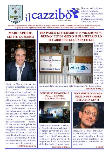 Il Cazzibò Feb Mar 2012 Ilc Zziblog