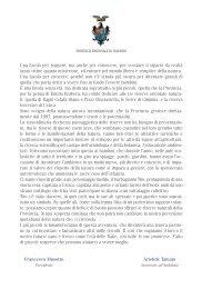 favola - Provincia di Palermo