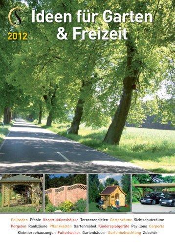 unser aktueller Hauptkatalog 2012 (im pdf-Format)