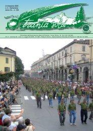 Settembre 2005 - ANA Sezione di Pinerolo - Associazione ...