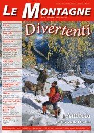 n. 15 - Inverno 2010 - Le montagne divertenti