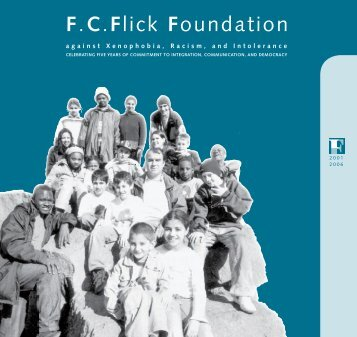 F.C.Flick Foundation - FC Flick Stiftung