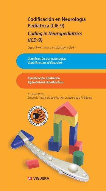 Codificación en Neurología Pediátrica (CIE-9) - Revista de Neurología