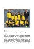 Chronik des Jahres 2012 - SV Harderberg von 1950 eV - Seite 3