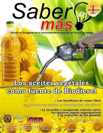 Versión - Revista Saber más - Universidad Michoacana de San ...