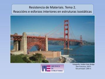 Tema 2 - ETS | Ingenieros de Caminos, Canales y Puertos