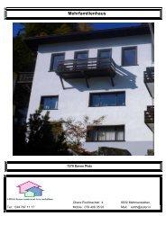 Mehrfamilienhaus - suter.in A. Suter