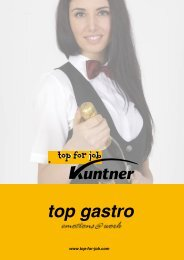 top gastro - Top For Job