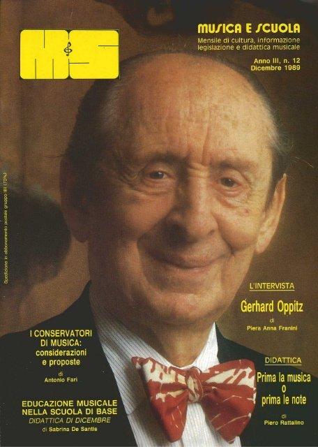 I CONSERVATORI - Michele Gioiosa