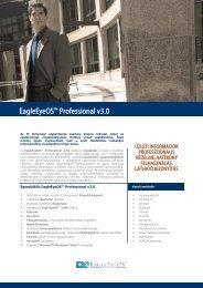 EagleEyeOS™ Professional v3.0 - SysPac IT Solutions