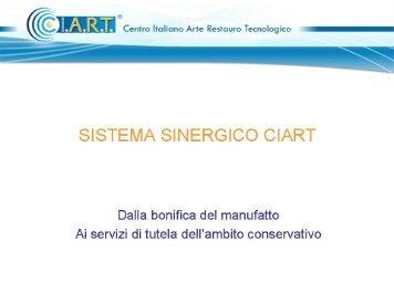Intervento presso Convegno CEPA in Roma - Artecontrol