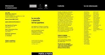 Circoscrizione Tacito - ASM Terni SpA