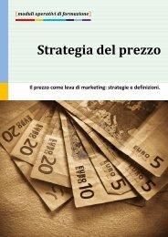 Strategia del prezzo - Studio Maggiolo