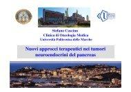 Nuovi approcci terapeutici nei tumori ... - Oncologia Rimini