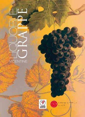 Liquori e Grappe vicentine - Vicenza Qualità