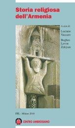 Storia religiosa dell'armenia