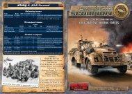 LRDG & SAS Arsenal - Flames of War