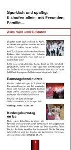 Eisvergnügen in Troisdorf - Eissporthalle Troisdorf - Seite 4