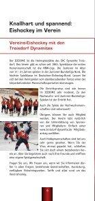 Eisvergnügen in Troisdorf - Eissporthalle Troisdorf - Seite 6
