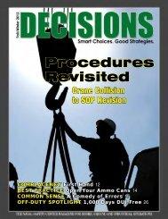 Procedures Revisited - US Navy