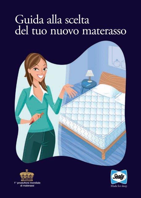 Materassi Guida Alla Scelta.Guida Alla Scelta Del Tuo Nuovo Materasso Viglietti It