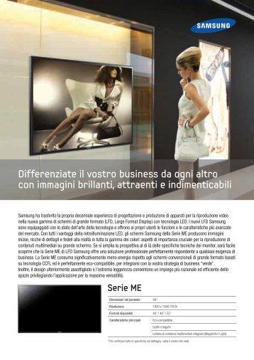 Differenziate il vostro business da ogni altro con ... - Gruppo BDF