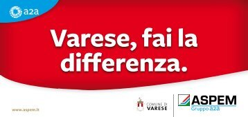 scarica pdf - Varese fai la differenza
