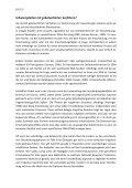Ungewissheit: Die Kernbotschaft zwischen Arzt und Patient - Seite 2