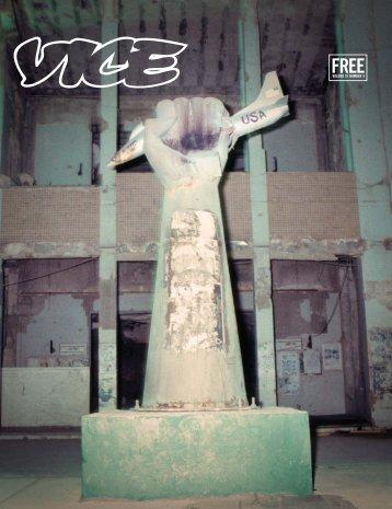 VOLUME 18 NUMBER 4 - Vice