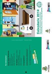 Calendario 2012 Raccolta differenziata domiciliare a Ponticella ...
