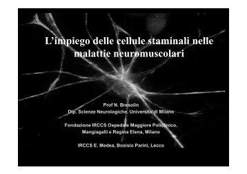 N. Bresolin - E. Medea