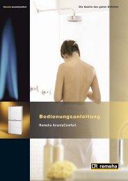 Remeha AvantaComfort - Strick GmbH