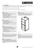 Remeha AvantaComfort - Strick GmbH - Seite 5