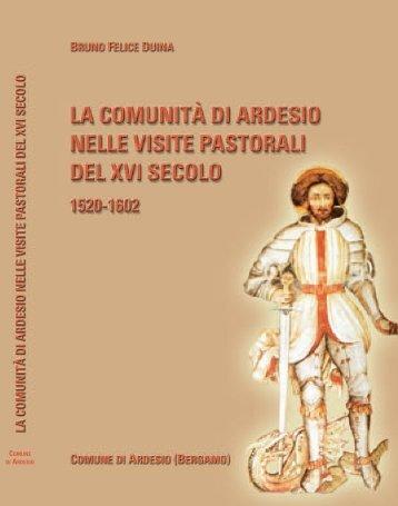 COMUNE DI ARDESIO - Archivio Bergamasco