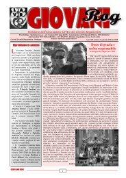 Anno XII n° 1 gen-feb05 (pdf) - Giovanirog.it