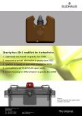Automatic gravity-lock-system 2300 for containers upper ... - sudhaus - Page 4